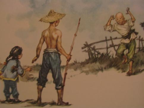Belle histoire de Chine