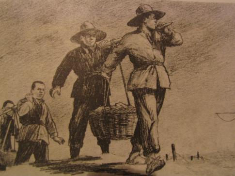 La traversee du Yangtse