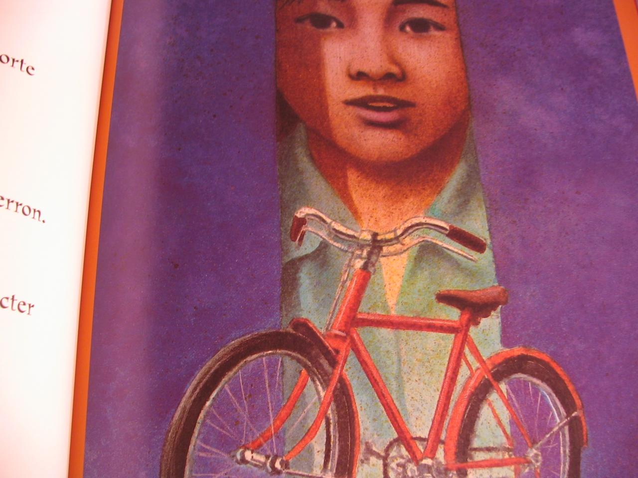 Rêveur bicyclette
