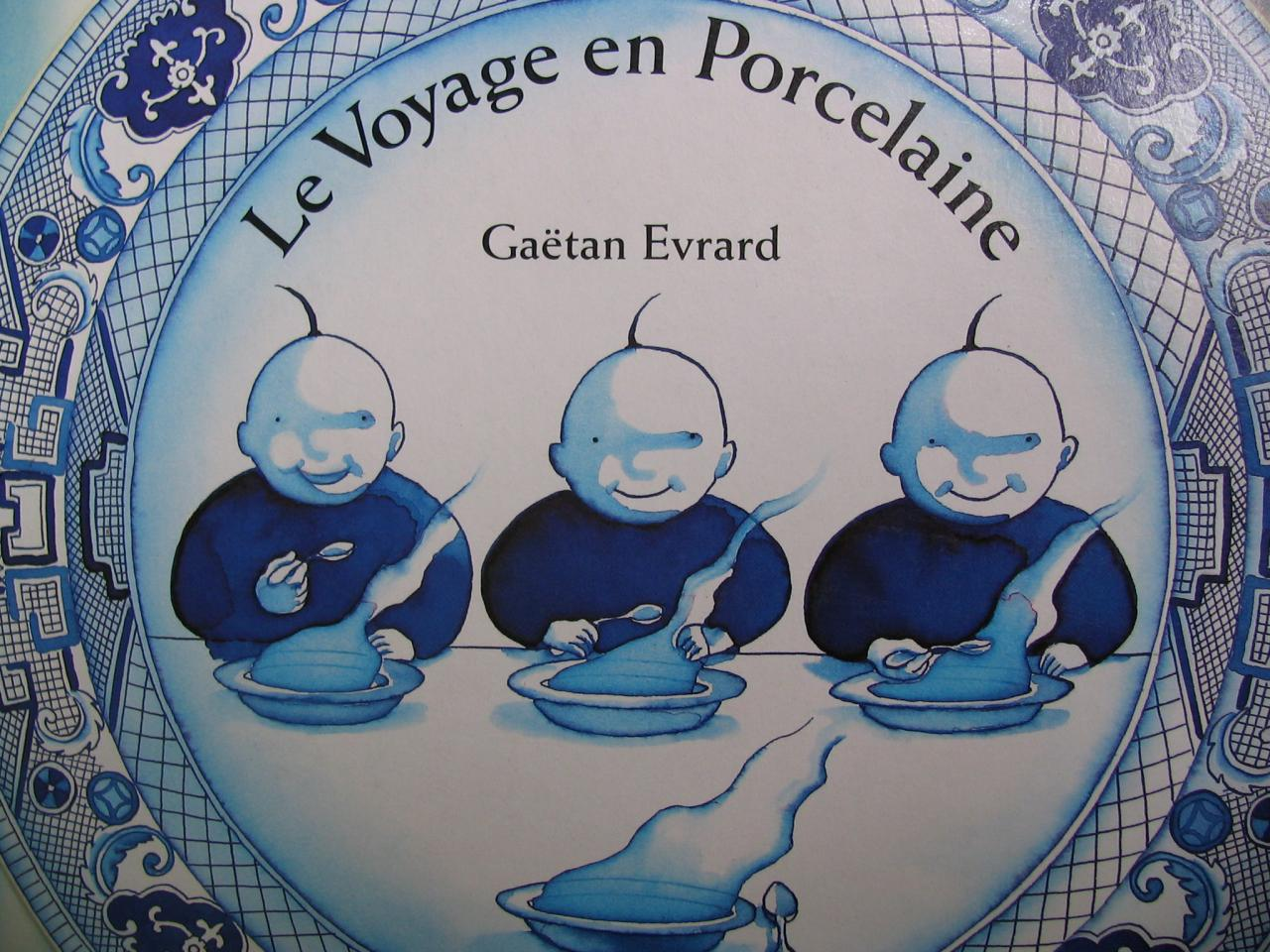 voyage porcelaine