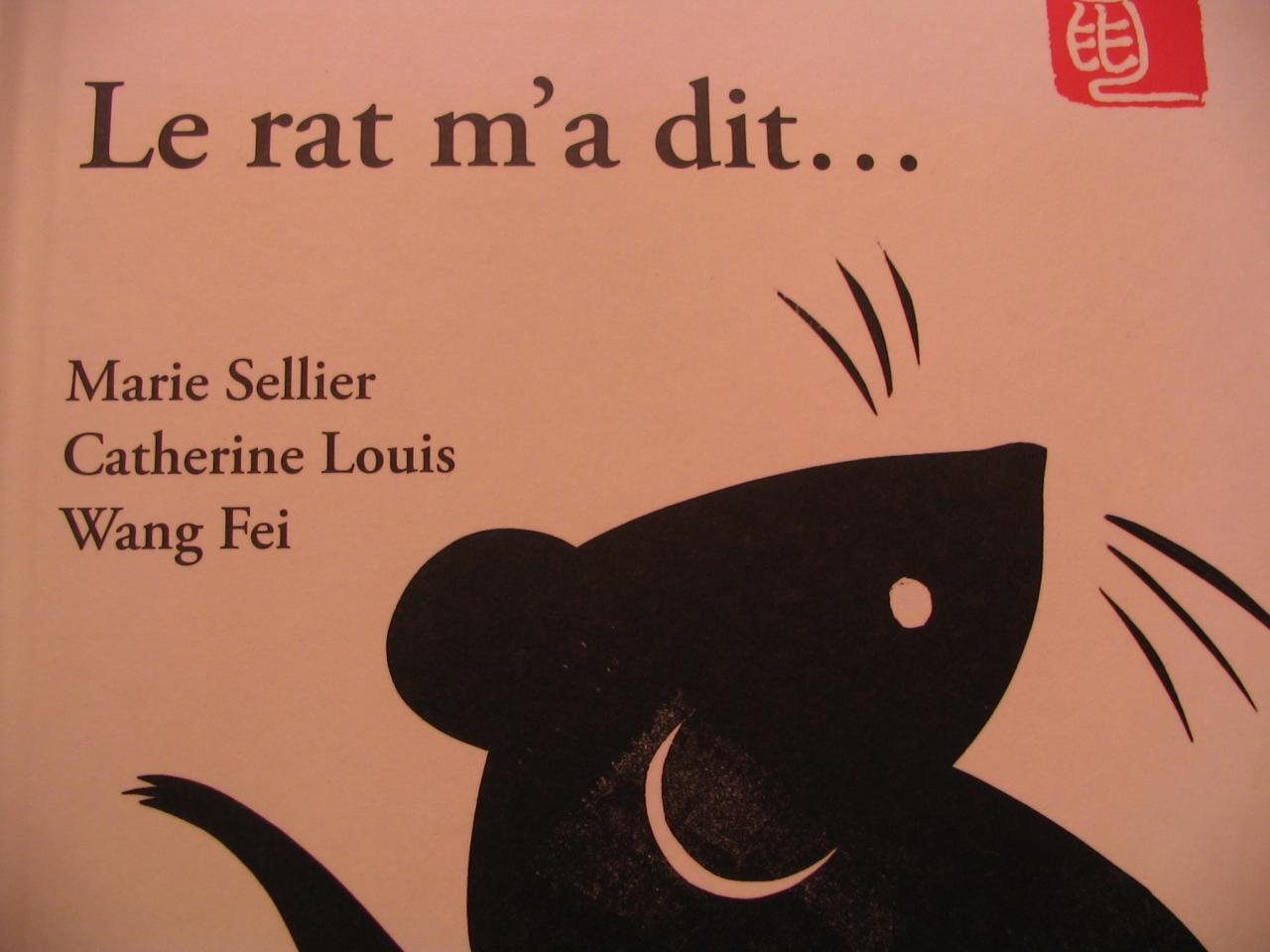le rat m'a dit