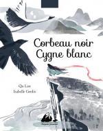 Corbeau noir cygne blanc