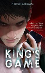 King s game roman nobuaki kanazawa edition lumen