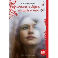 L amour le japon les sushis et moi