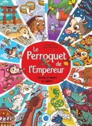 Nobinobi perroquet couverture