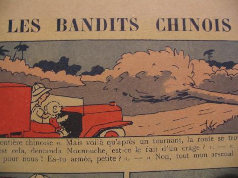 bandit chinois
