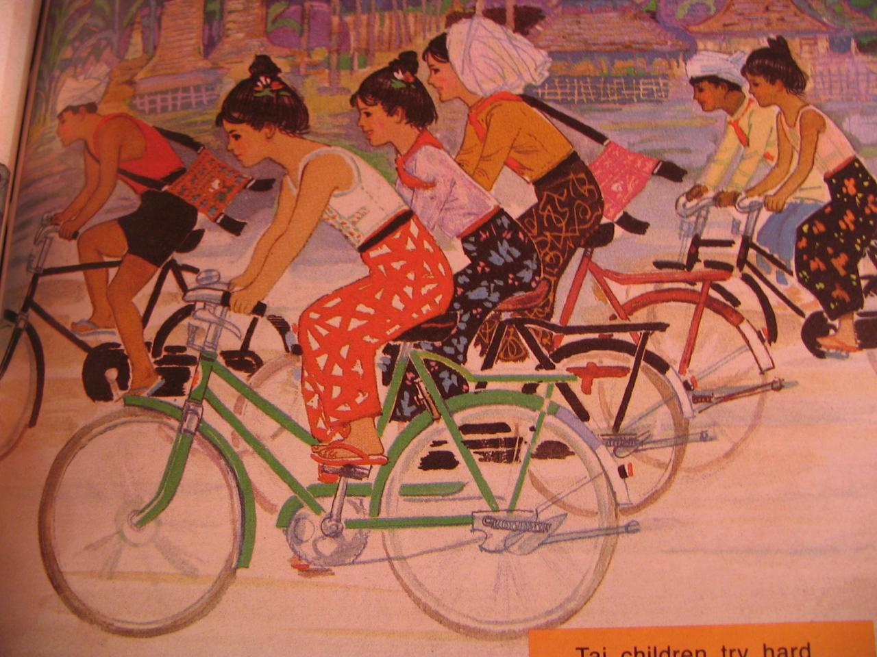 sports : vélo