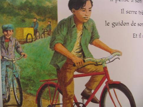 vélo de rêve