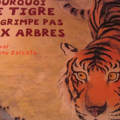 Pourquoi les tigres