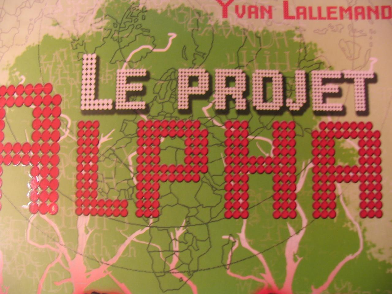 Projet Alpha