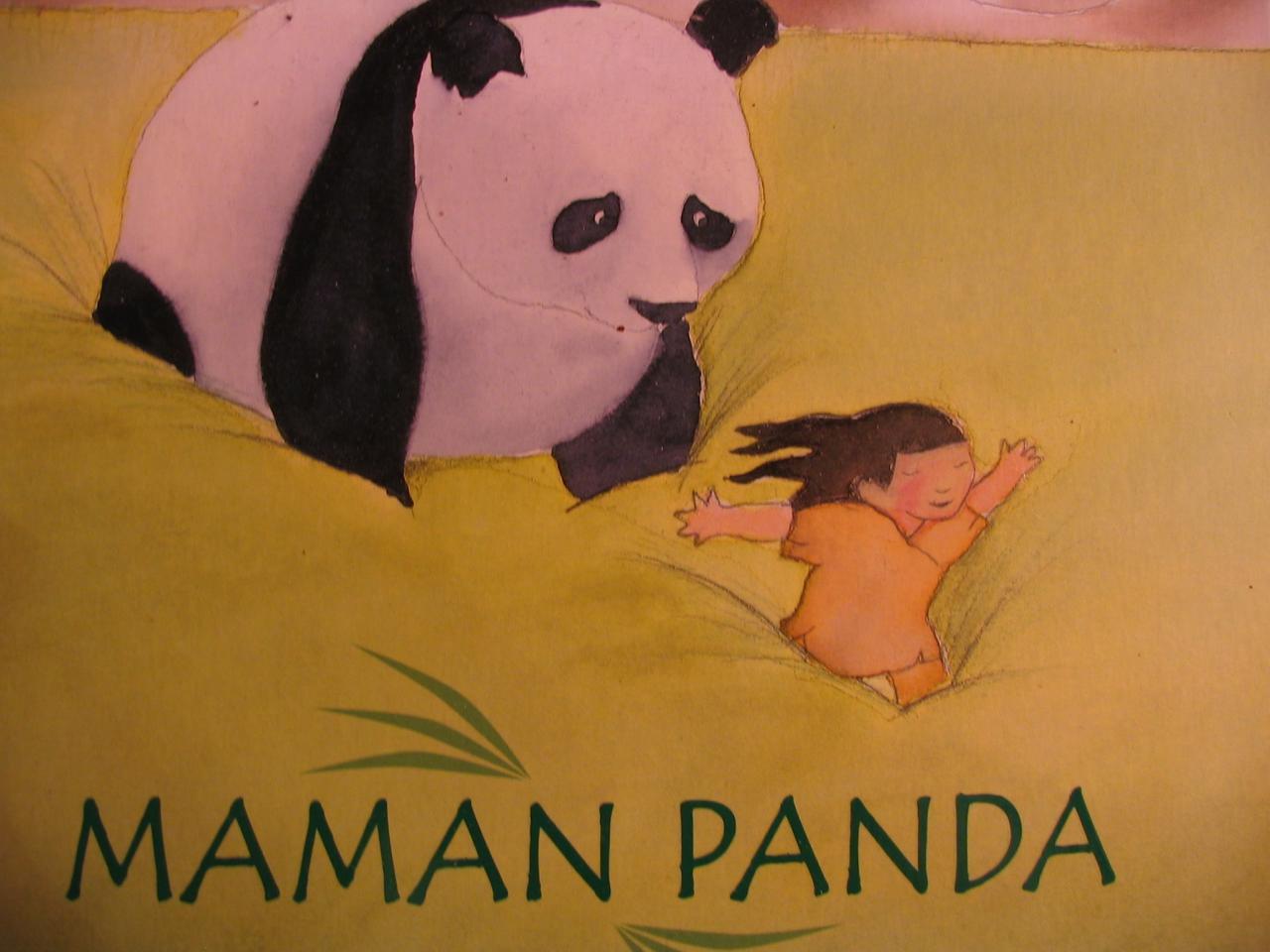 maman panda