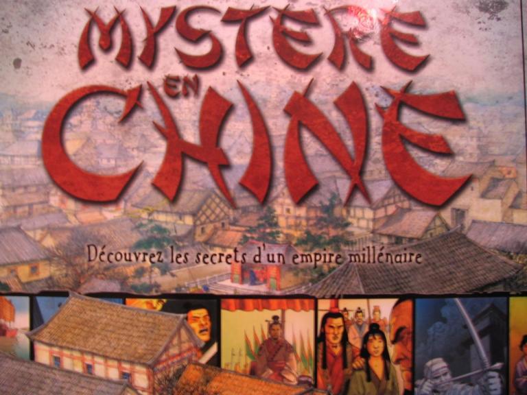 mystère de Chine