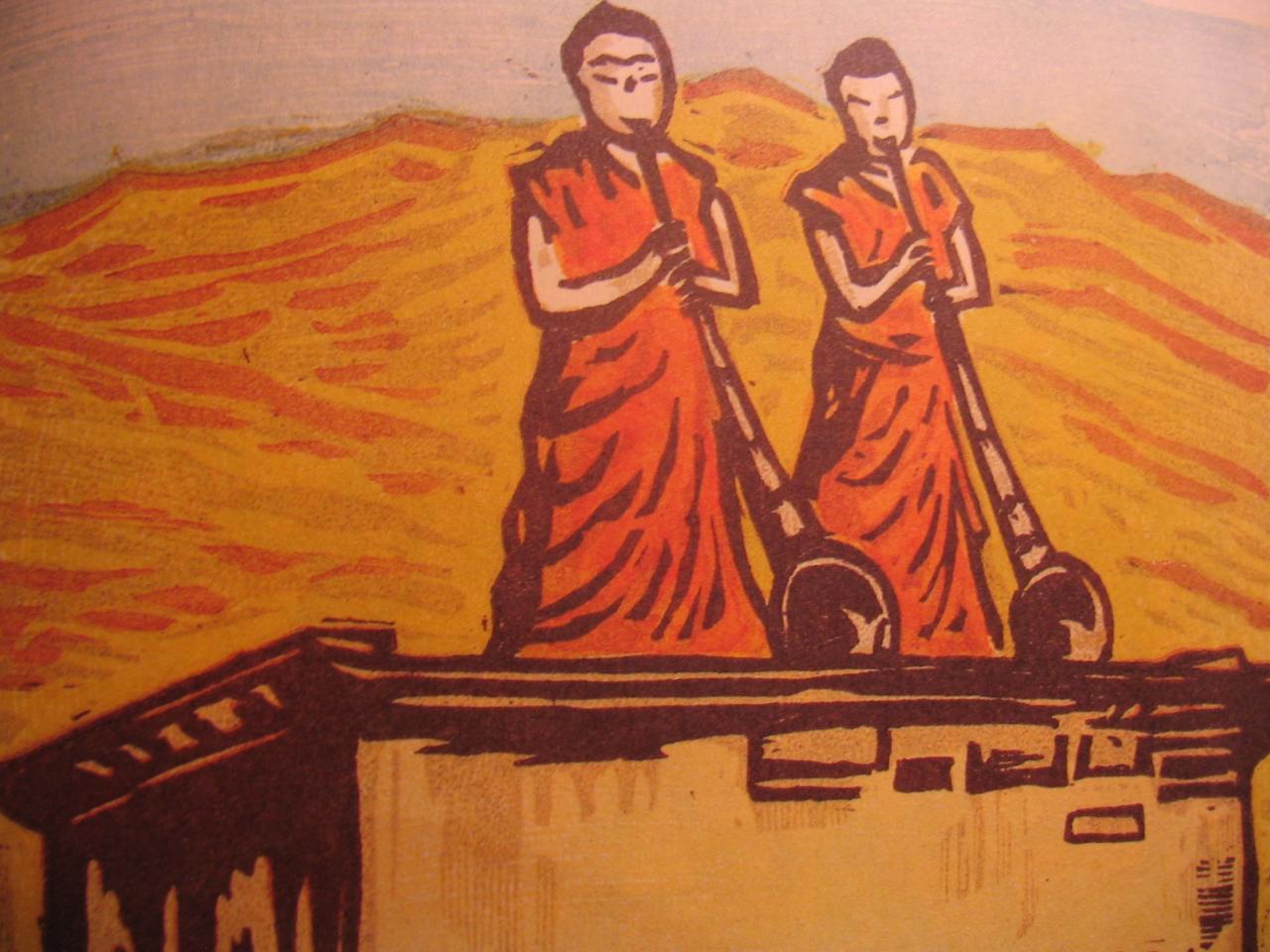 tibétains