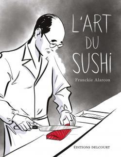 Couv art sushi