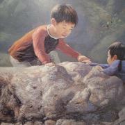 Enfants de la riviere