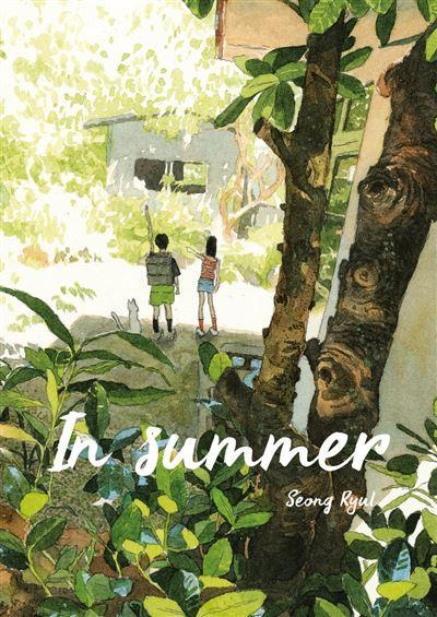 In summer