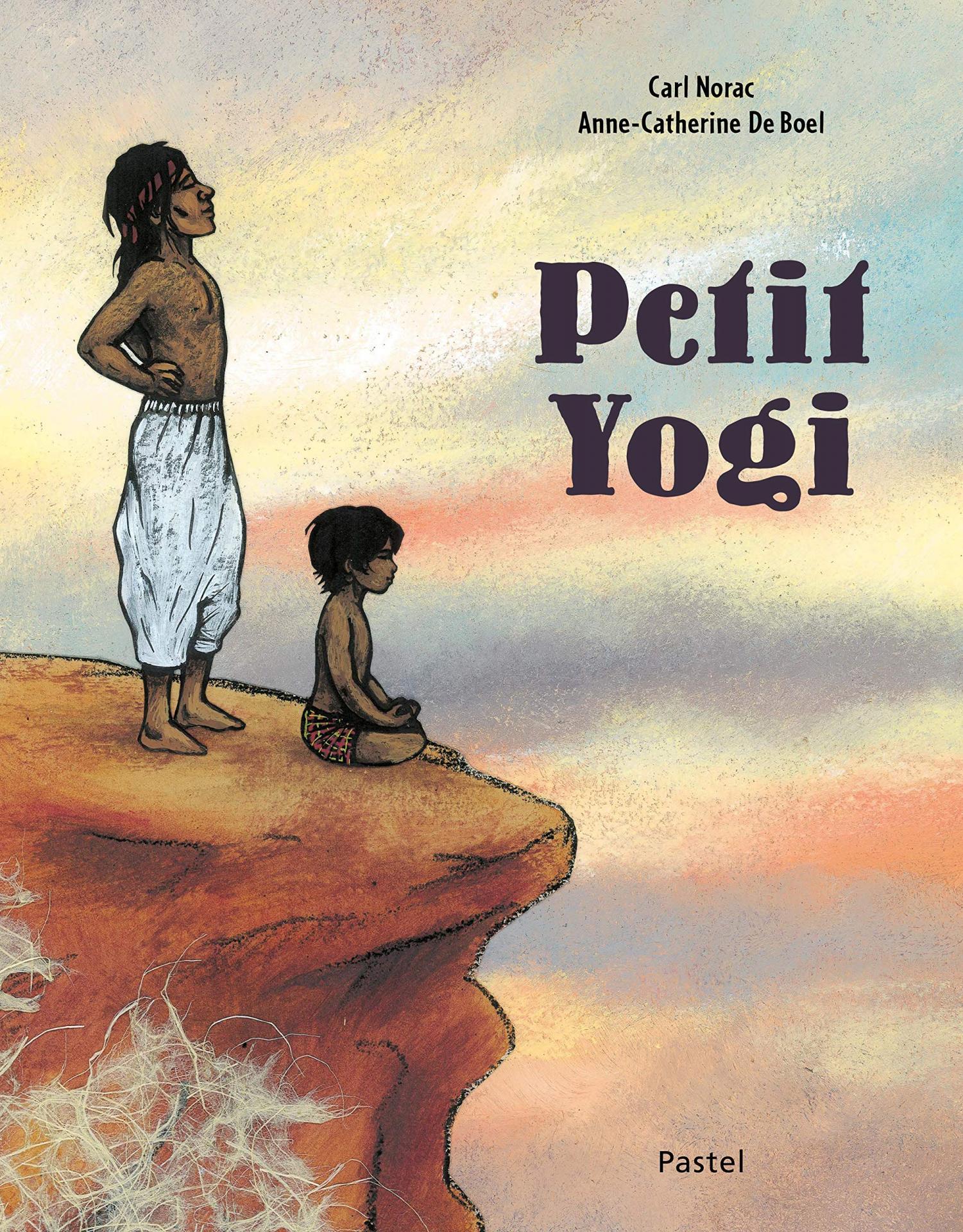 Petit yogi