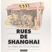 Rues shanghai