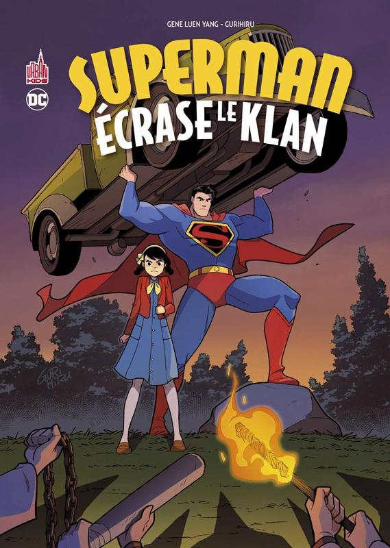 Superman écrase le clan